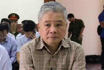 VKS đề nghị bác kháng cáo của cựu phó thống đốc Đặng Thanh Bình