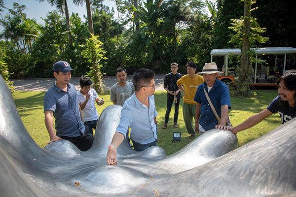 Art In The Forest: hành trình 'gieo mầm' nghệ thuật