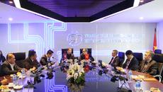 Bộ trưởng Thông tin Campuchia thăm T.T. Giám sát an toàn không gian mạng QG
