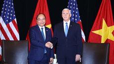 Việt - Mỹ chia sẻ lợi ích chung trong duy trì tự do hàng hải