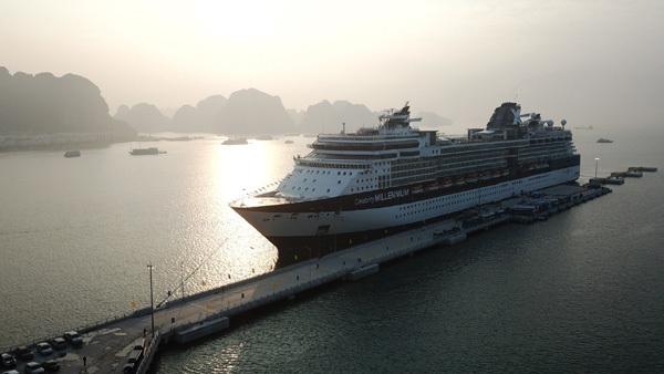Dấu ấn cảng tàu khách quốc tế chuyên biệt đầu tiên VN