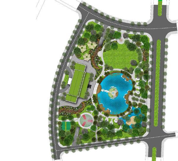 Eco Green Central Park: Không gian hấp dẫn cư dân thành thị