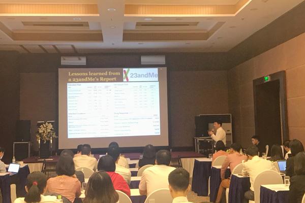 4,5 triệu USD nghiên cứu giải mã gen người Việt
