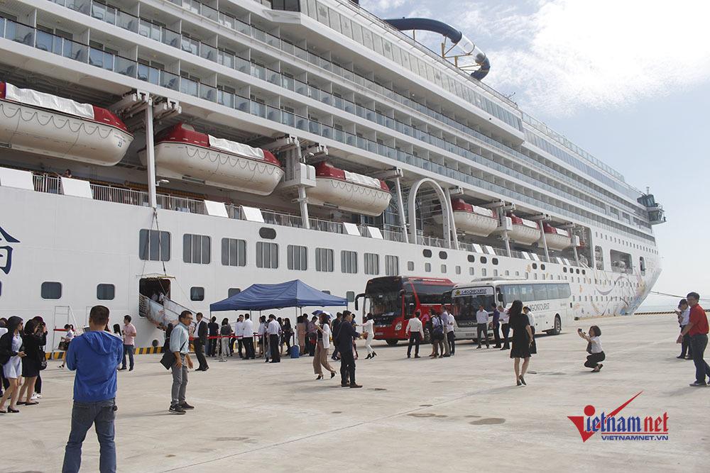 Khách cao cấp du lịch tàu biển ít chọn Việt Nam