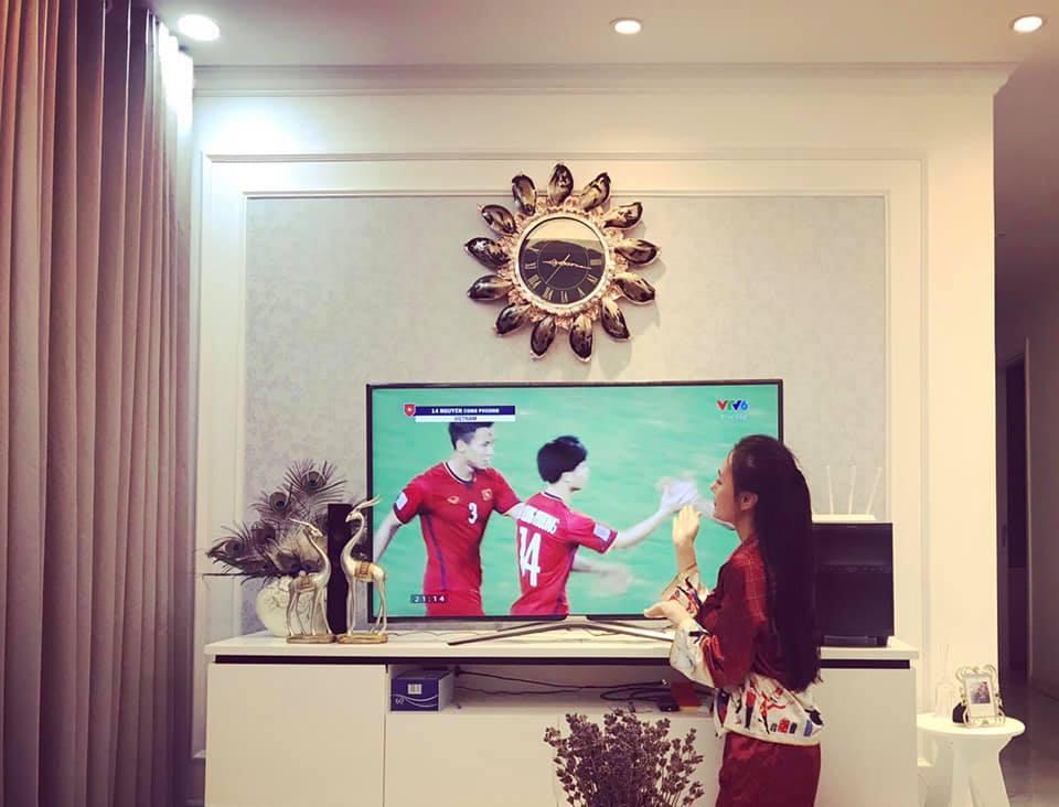 Bảo Thanh,Thuý Ngân,Phương Oanh,AFF Cup 2018