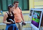 Triển lãm hơn 50 bức ảnh 'Người Hà Nội ứng xử thanh lịch, văn minh'