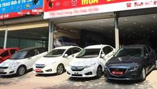 Ô tô cũ 'đại hạ giá', chỉ hơn 100 triệu: Ế đầy vỉa hè mùa Tết