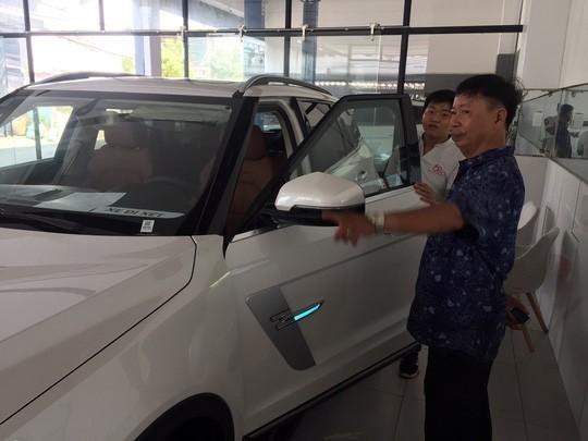 Xe sang giá bèo của Trung Quốc lại tấn công thị trường Việt Nam