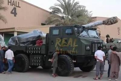 Pakistan mua pháo TQ có thể bắn được đạn hạt nhân