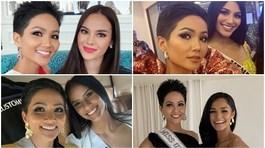 H'Hen Niê được đánh giá thang điểm mấy khi đọ sắc với các Miss Universe 2018?