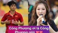 Quỳnh Búp Bê bất ngờ 'thả thính' Quang Hải, bạn gái hotgirl ra chiêu độc khiến người xem gật gù 'cao tay'