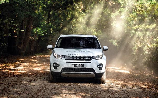 Ưu đãi lớn khách mua Range Rover Evoque, Discovery Sport chơi Tết