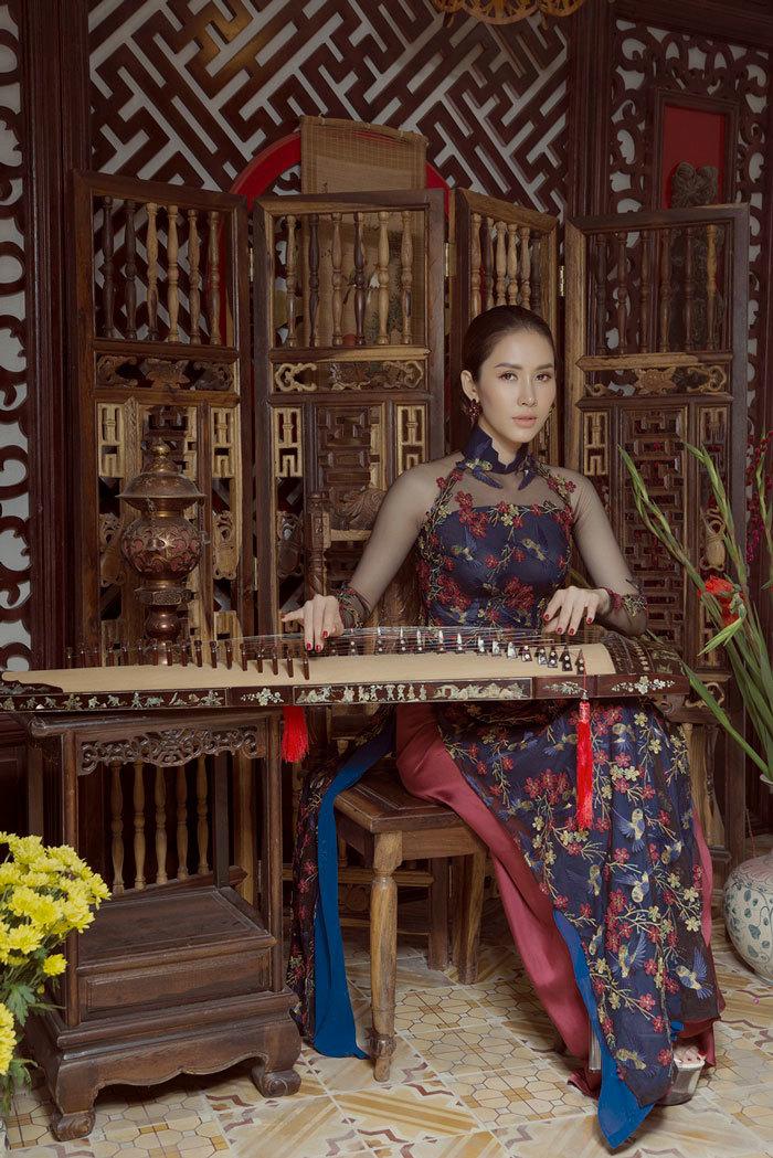 Khánh Vân, Phan Thu Quyên hóa chị em Thúy Kiều thời hiện đại