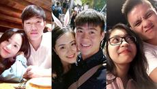 Choáng váng trước nhan sắc hot girl của các tuyển thủ Quốc gia Việt Nam