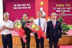 4 địa phương có tân Chủ tịch, Phó Chủ tịch UBND tỉnh