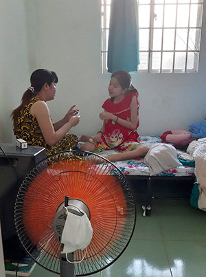 ung thư,hoàn cảnh khó khăn,ung thư thận,bệnh hiểm nghèo,từ thiện vietnamnet