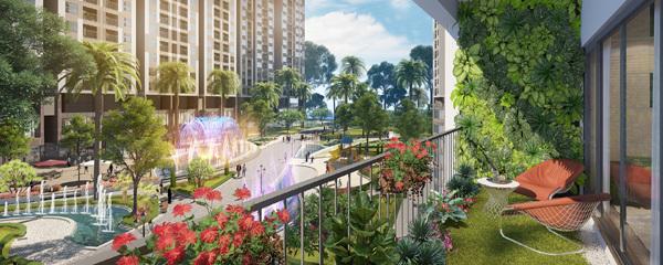 Imperia Sky Garden: Thời hạn vay mua nhà đến 35 năm