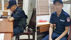 Nhóm bảo vệ đưa khán giả không có vé vào sân xem trận Việt Nam - Philippines bị công an bắt