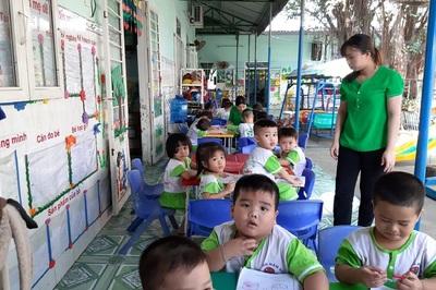 Trường mầm non trần tình vụ bé trai 20 tháng tuổi nhập viện cấp cứu