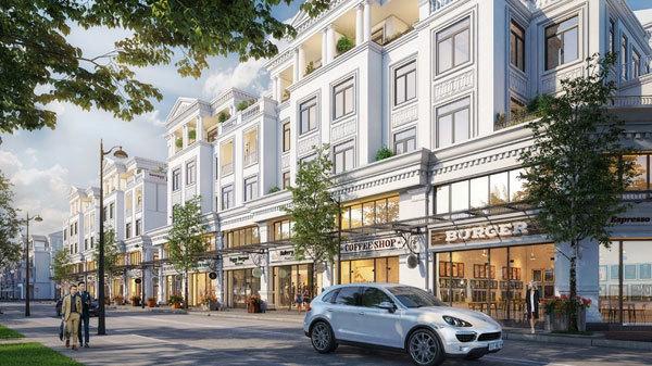 BĐS Hải Phòng - thời điểm 'vàng' đầu tư shophouse