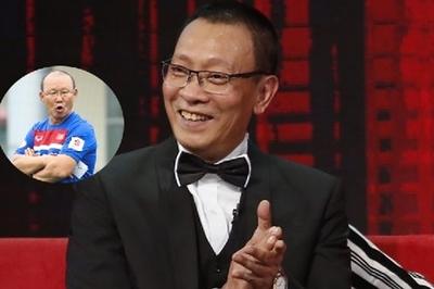MC Lại Văn Sâm gửi 'lời xin lỗi' tới HLV Park Hang Seo