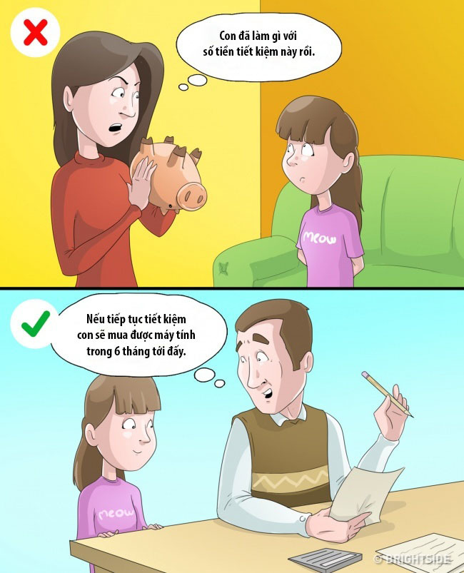 7 điều cha mẹ không nên làm thay con cái