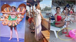 H'Hen Niê luôn dùng trang phục để khẳng định 'Tôi là người Việt Nam'
