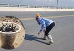 Bí ẩn thủ phạm rải đinh trên cầu vượt biển dài nhất Việt Nam