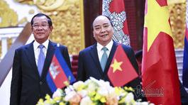 Việt Nam - Campuchia tin tưởng kim ngạch thương mại sớm đạt 5 tỷ USD