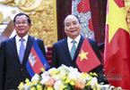 Họp báo Thủ tướng Việt Nam và Campuchia: Bác bỏ thông tin xuyên tạc