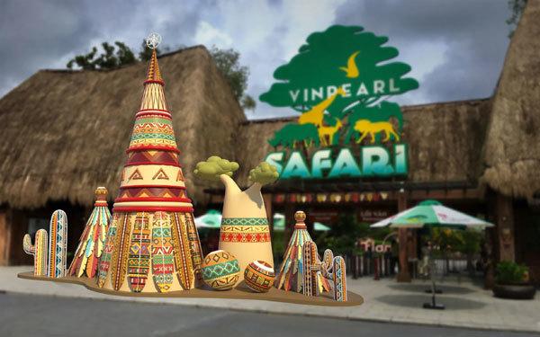 Lễ hội 'thần tiên' tại xứ sở Vinpearl Land
