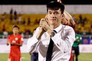 Lê Công Vinh bất ngờ rút lui, không tranh cử uỷ viên BCH VFF