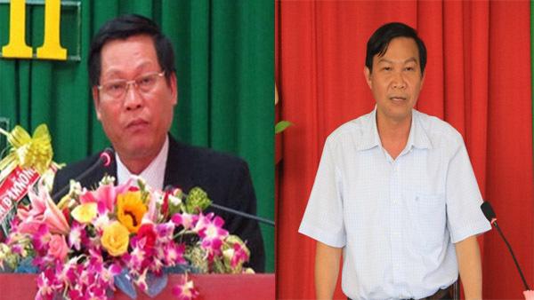 Xem xét kỷ luật Chủ tịch, Phó chủ tịch tỉnh Đắk Nông