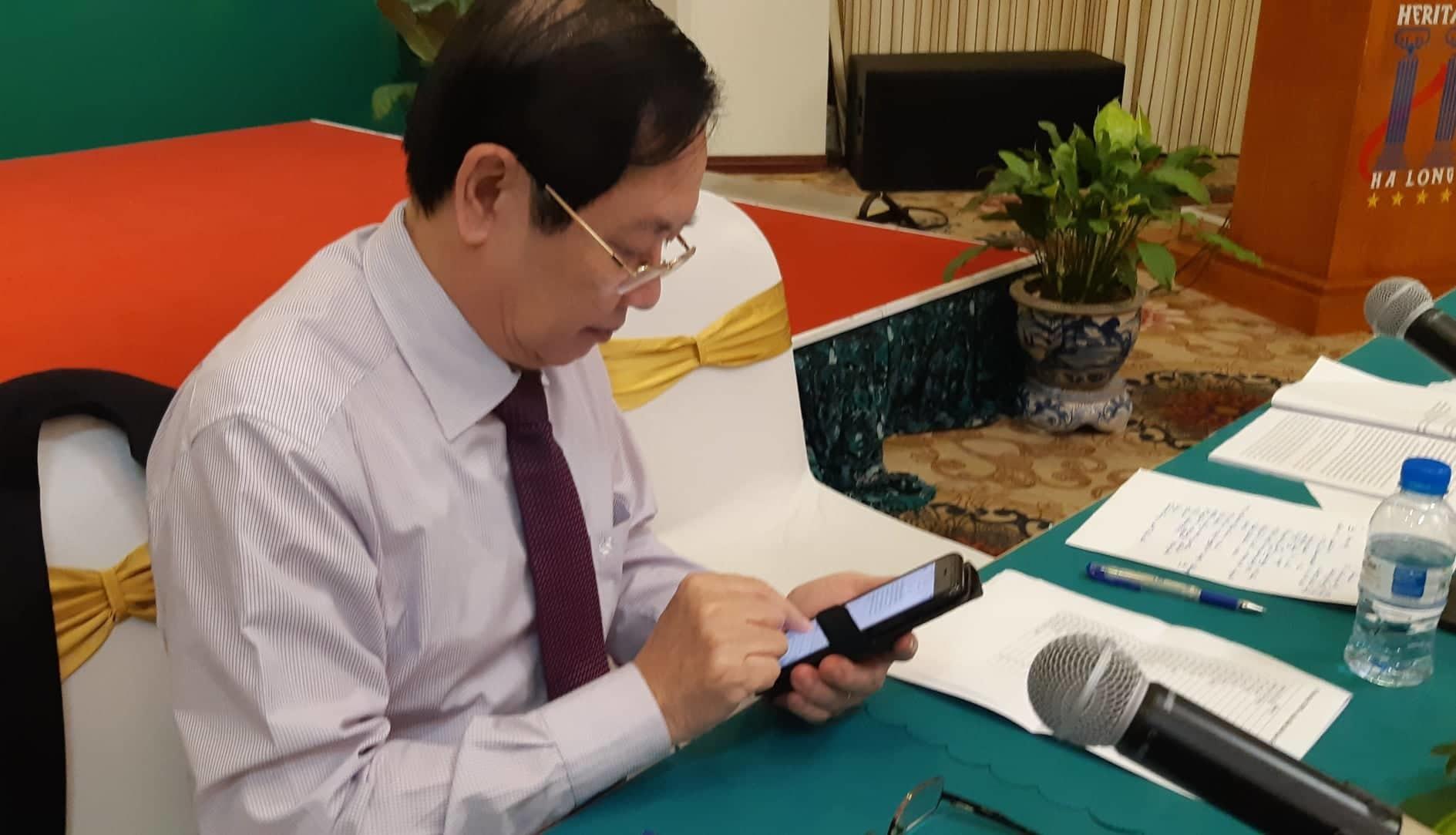 Bộ trưởng Nội vụ giải thích lý do tạm dừng sáp nhập sở