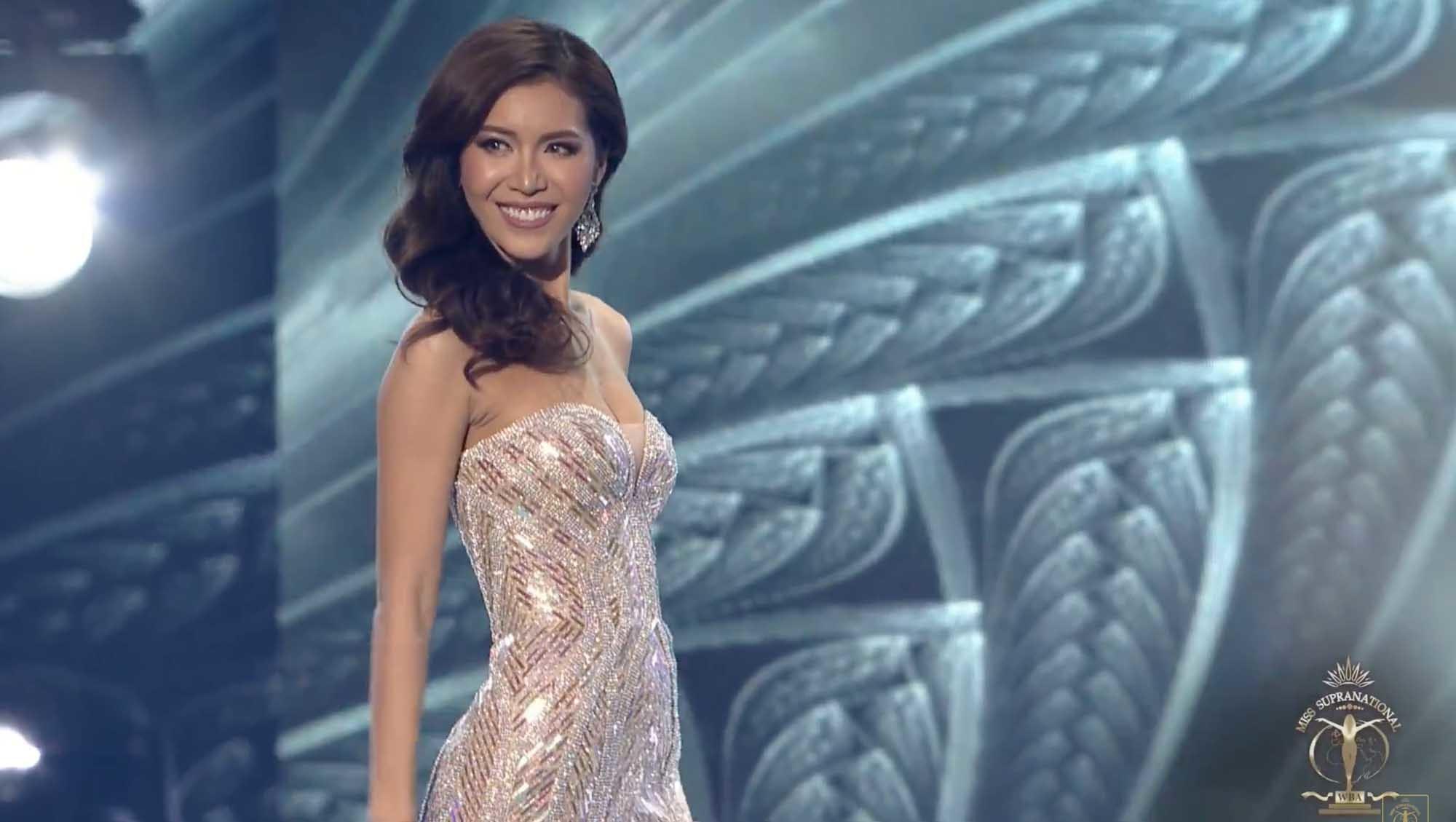 Minh Tú vào top 10, người đẹp Puerto Rico đăng quang Miss Supranational