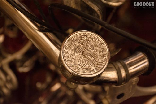 Chiếc xe đạp cổ đại gia Hà Thành: Giá đắt bằng căn nhà phố Hàng Đào