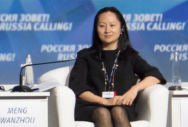 Mạnh Vãn Châu,Giám đốc Tài chính,Huawei,lừa đảo