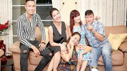 Hiền Mai tiếp đãi bạn bè trong biệt thự sang trọng ở Sài Gòn