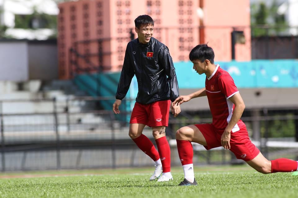 Tuyển Việt Nam hào hứng luyện công chờ tái đấu Malaysia