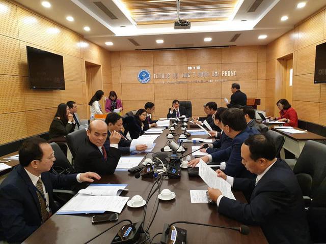 4 ứng viên thi tuyển chức danh hiệu trưởng Trường ĐH Y dược Hải Phòng