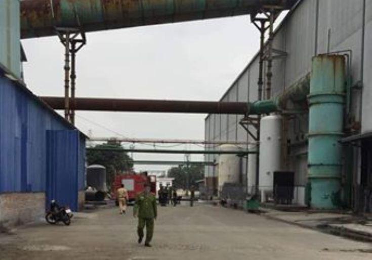 Nổ nhà máy thép ở đất Cảng: Có 2 công nhân thiệt mạng