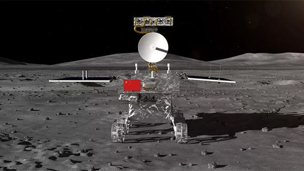 Trung Quốc phóng xe tự hành, khám phá bí ẩn vùng tối Mặt Trăng