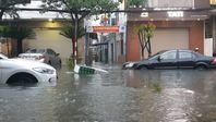Đà Nẵng mưa cực to, ngập chưa từng có