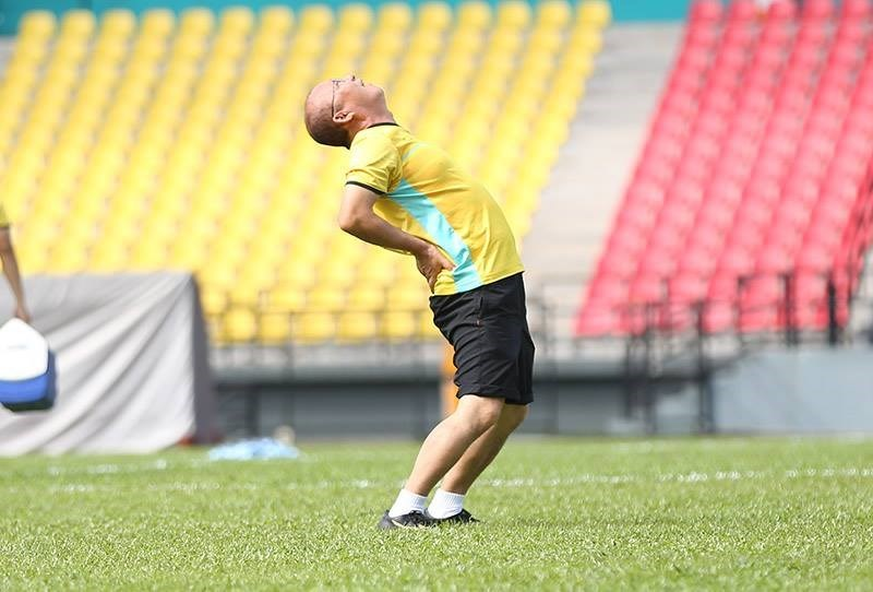 Thầy Park đăm chiêu, ủ mưu chờ tái đấu Malaysia