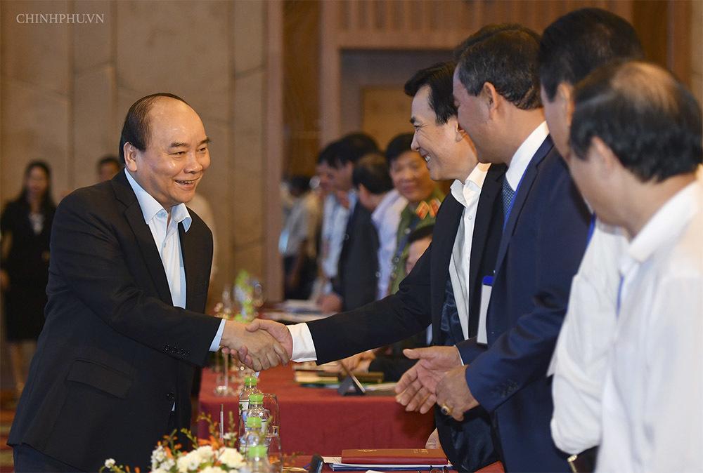 Thủ tướng chủ trì hội nghị về vấn đề dân di cư tự do tại Tây Nguyên