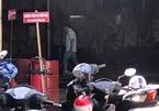 Cháy cơ sở sang chiết xăng dầu ở Sài Gòn, 2 người bỏng nặng