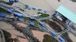 Quảng Nam: 'Đứt ruột' nhìn 60 tấn cá bị lụt cuốn trôi ra sông