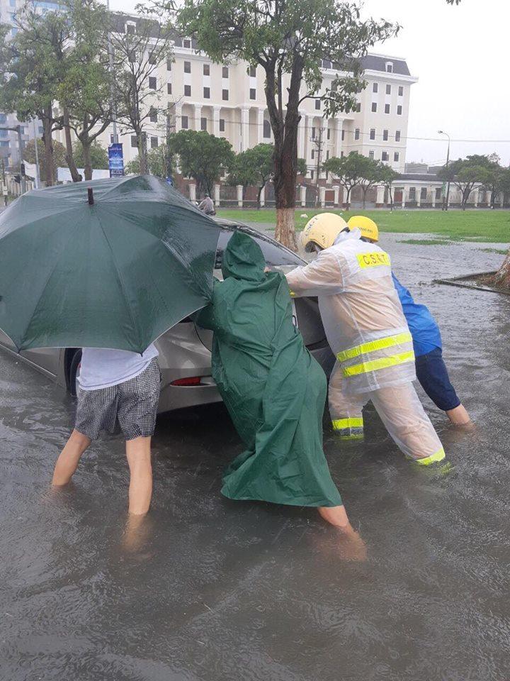 Đà Nẵng,mưa lớn,ngập lụt