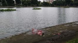 Hà Nội: Vớt thi thể người đàn ông nổi trên hồ Thiền Quang