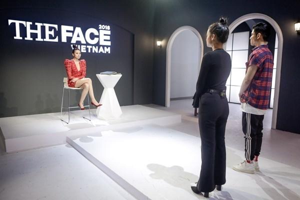 Võ Hoàng Yến sở hữu 'thí sinh bất tử' của The Face 2018